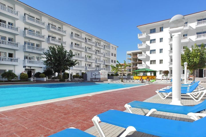 Europa Apartments in Blanes, Costa Brava, Spain
