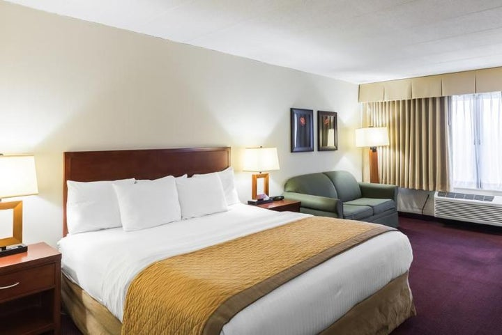Clarion Hotel in New York, New York, USA