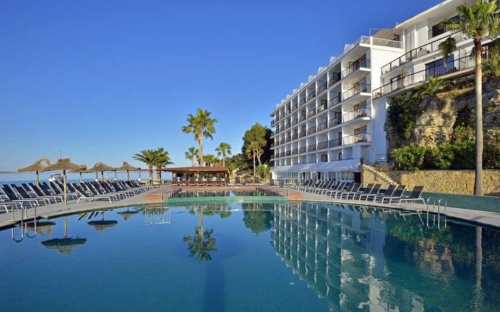 Alua Hawaii Mallorca & Suites (ex Intertur) in Palma Nova, Majorca, Balearic Islands
