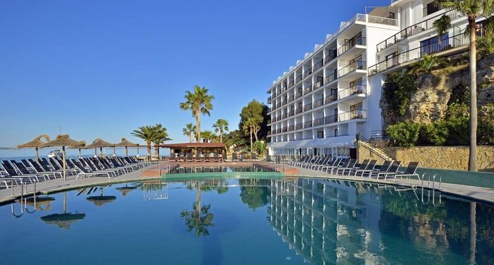 Alua Hawaii Mallorca Suites Ex Intertur In Palma Nova Majorca Balearic