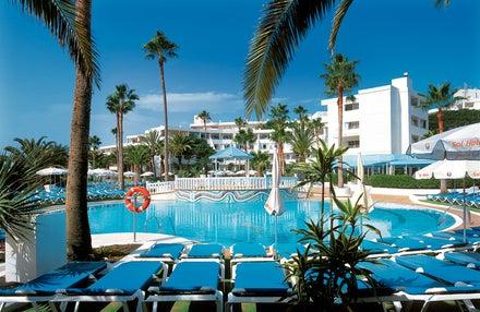 Sol Lanzarote Hotel in Puerto del Carmen, Lanzarote, Canary Islands