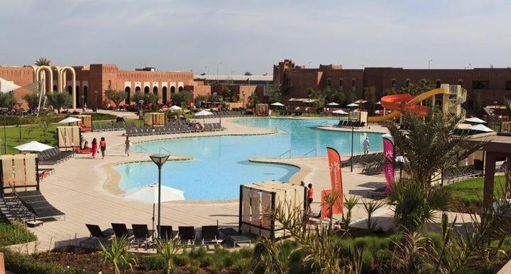 Hotel Marrakech Toboggan