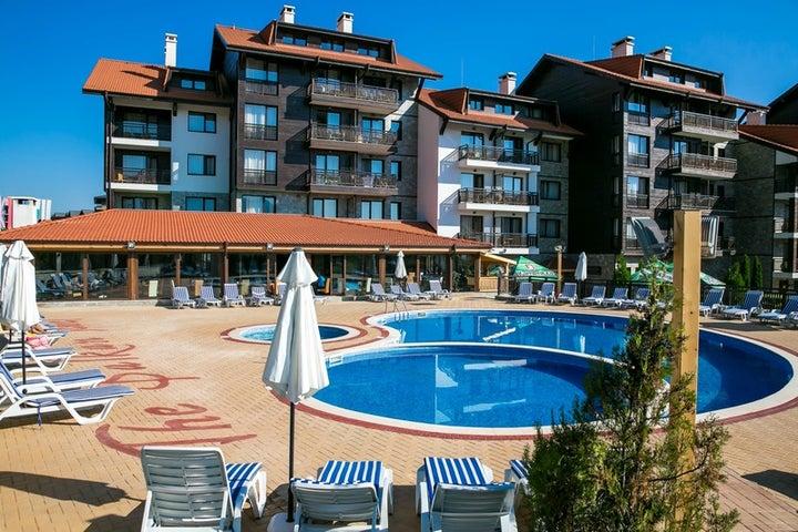 Balkan Jewel Resort in Bansko, Bulgaria