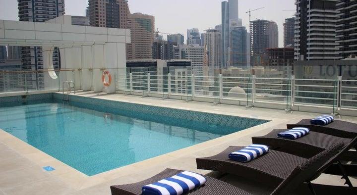 Jannah Marina Bay Suites in Dubai Marina, Dubai, United Arab Emirates