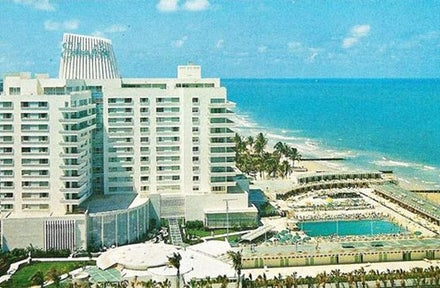 Eden Roc Miami Beach In Florida Usa