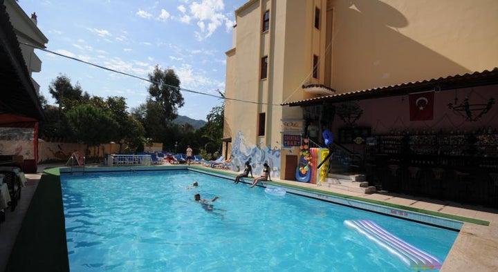 Grand Villa Sol Hotel and Apartments in Marmaris, Dalaman, Turkey