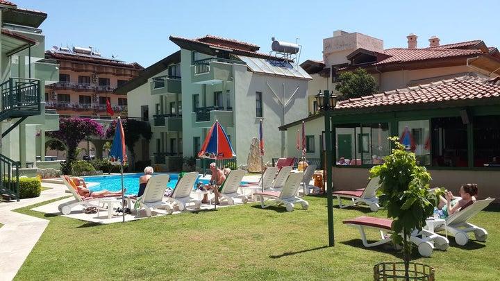 Avlu 1 Apartments in Icmeler, Dalaman, Turkey