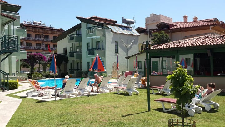 Avlu 1 Apartments in Icmeler, Dalaman, Turkey