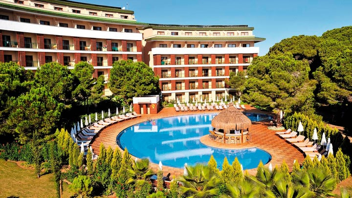 Voyage Belek Golf & Spa in Belek, Antalya, Turkey