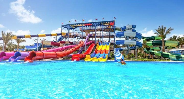 Hawaii Riviera Aqua Park In Hurghada Egypt Holidays
