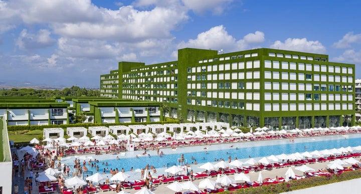 Adam Eve Hotel Spa Resort Turkey Antalya