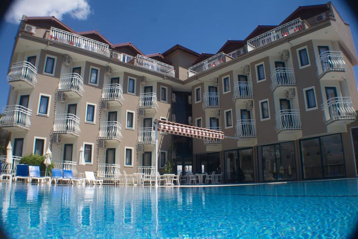 Remer Hotel in Calis Beach, Dalaman, Turkey