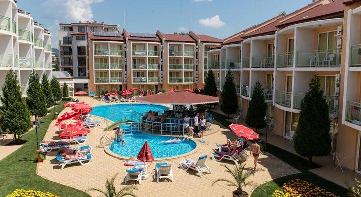 Sun City Hotel in Sunny Beach, Bulgaria