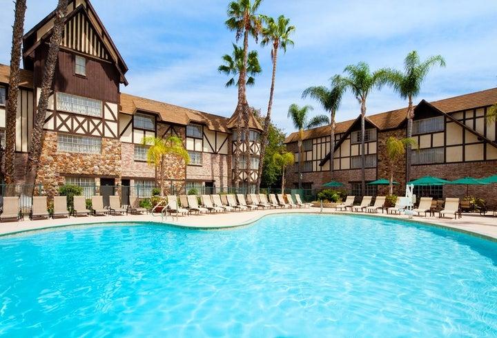 Anaheim Majestic Garden Hotel in Anaheim, California, USA