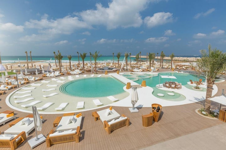 Nikki Beach Resort & Spa Dubai in Jumeirah Beach, Dubai, United Arab Emirates