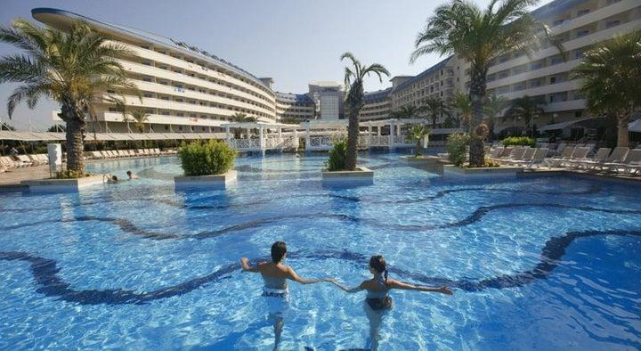 Crystal Admiral Resort Suites & Spa Side in Side, Antalya, Turkey