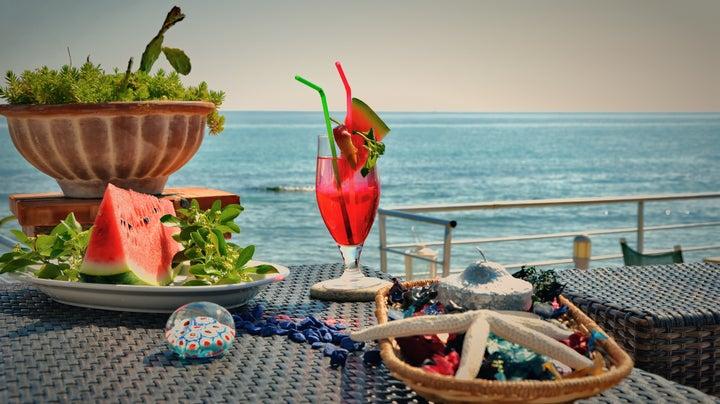 Belussi Beach Hotel in Tsilivi, Zante, Greek Islands