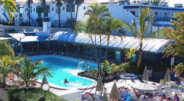 Eden Apartments in Puerto Rico (GC), Gran Canaria, Canary Islands