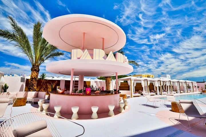 Paradiso Ibiza Art Hotel in San Antonio, Ibiza, Balearic Islands