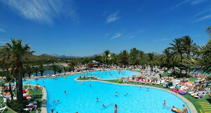 Family Hotels In Alcudia With Water Park