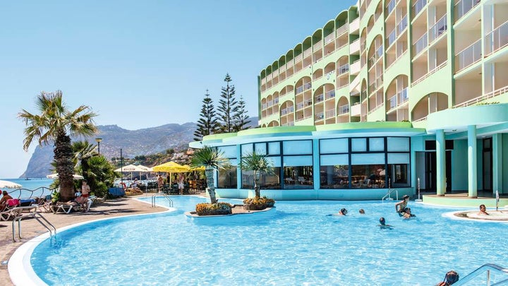 Pestana Ocean Bay in Funchal, Madeira, Portugal