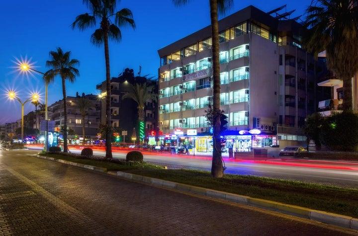 Buyuk Otel in Alanya, Antalya, Turkey