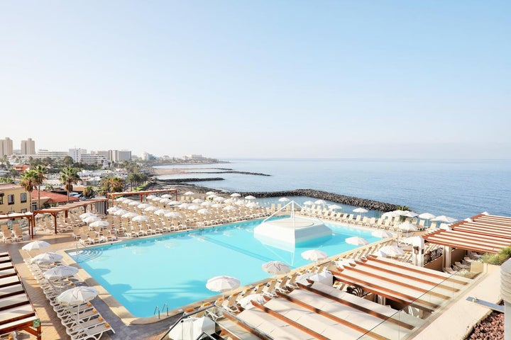 Iberostar Bouganville Playa Hotel in Costa Adeje, Tenerife, Canary Islands
