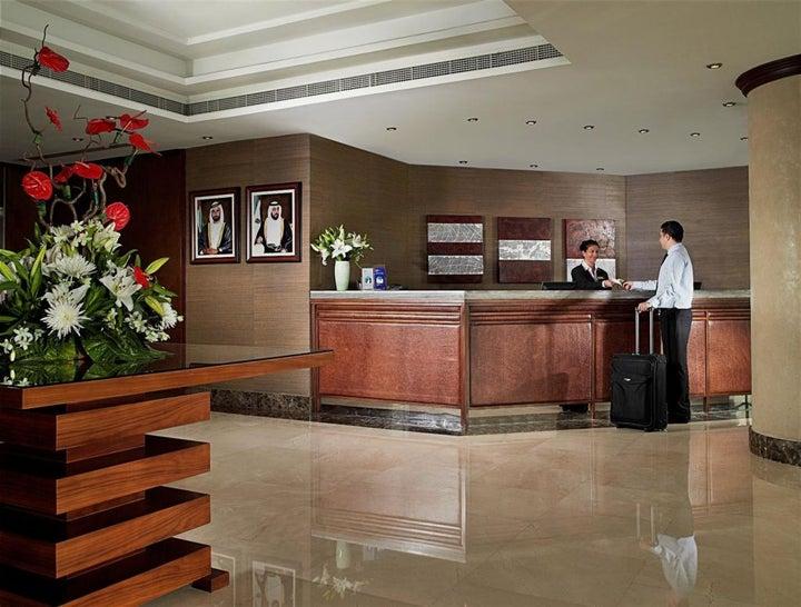 Jumeirah Rotana Hotel Image 0