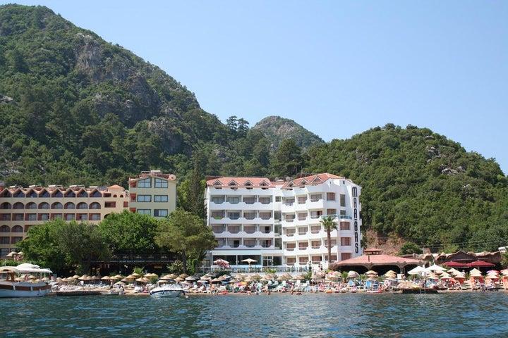 Marbas Hotel in Icmeler, Dalaman, Turkey