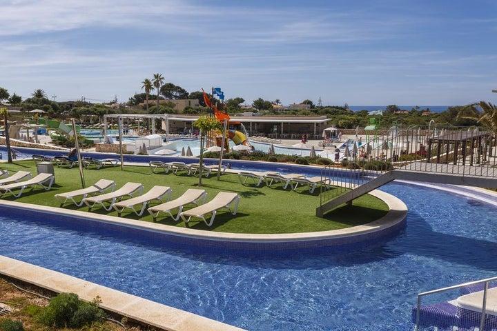 Hotel & Water Park Sur Menorca in Punta Prima, Menorca, Balearic Islands