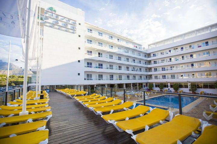 Port Fiesta Park Hotel in Benidorm, Costa Blanca, Spain