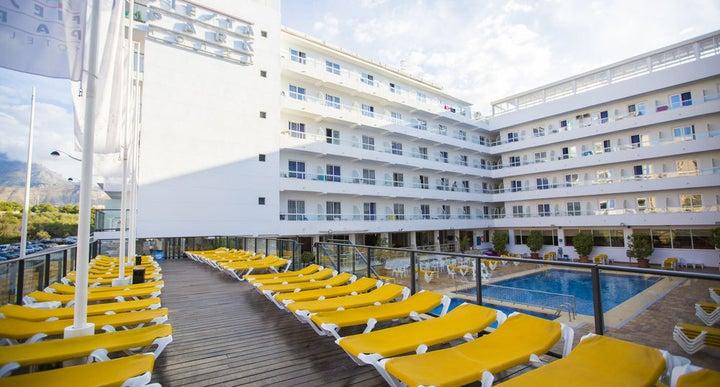 Port Fiesta Park Hotel Benidorm Costa Blanca