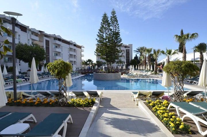 Side Resort Hotel in Side, Antalya, Turkey