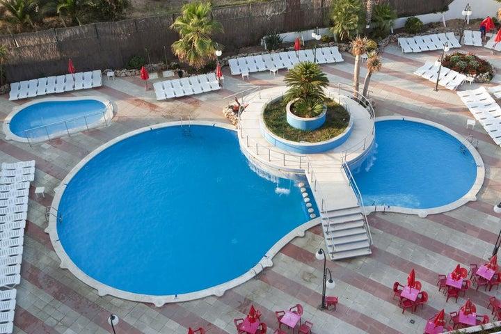 H.TOP Olympic Hotel in Calella, Costa Brava, Spain