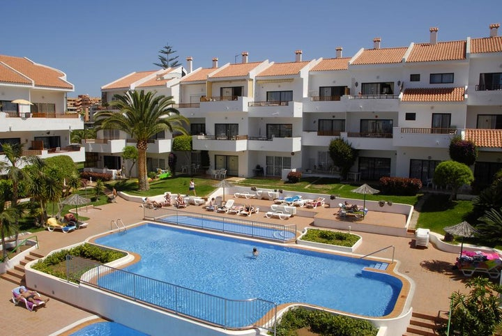 HG Cristian Sur Apartments in Los Cristianos, Tenerife, Canary Islands