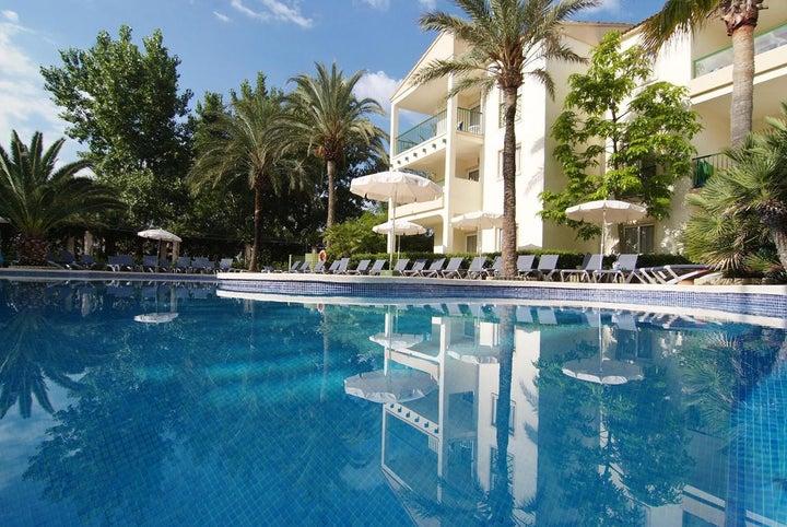 Zafiro Tropic (ex. Viva Tropic Aparthotel) in Alcudia, Majorca, Balearic Islands