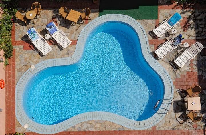Cleopatra Apartments in Hersonissos, Crete, Greek Islands