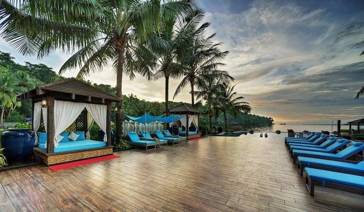 Mayfair Hideaway Spa Resort in South Goa, Goa, India