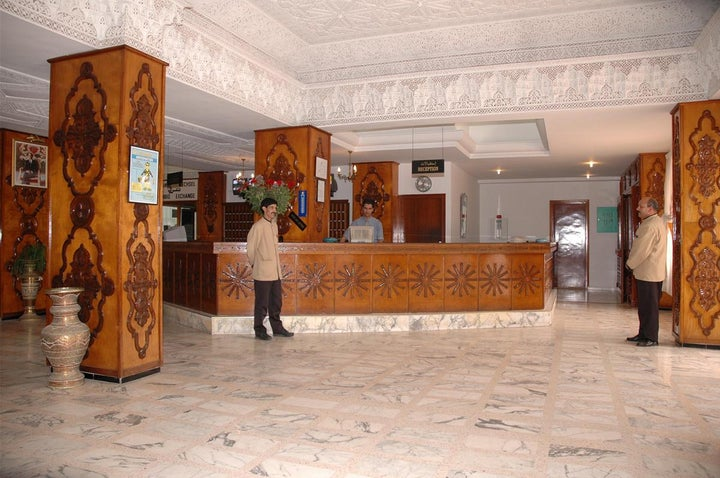 Bahia City Hotel in Agadir, Morocco