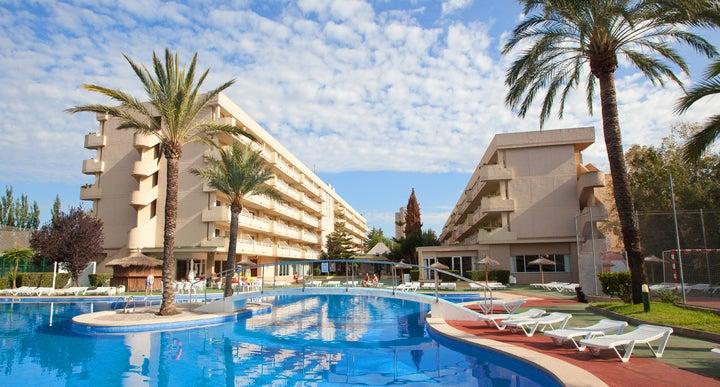 Hm Martinique Apartments In Magaluf Majorca Balearic Islands