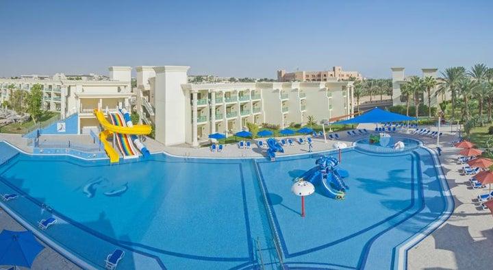 Hilton Hurghada Resort in Hurghada, Red Sea, Egypt