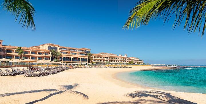 Gran Hotel Atlantis Bahia Real Grand Luxe in Corralejo, Fuerteventura, Canary Islands