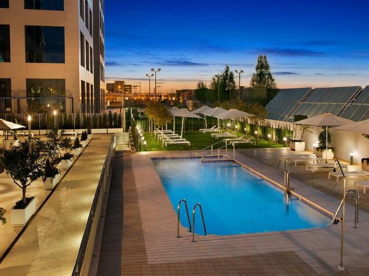 Hilton Garden Inn Sevilla in Seville, Andalucia, Spain