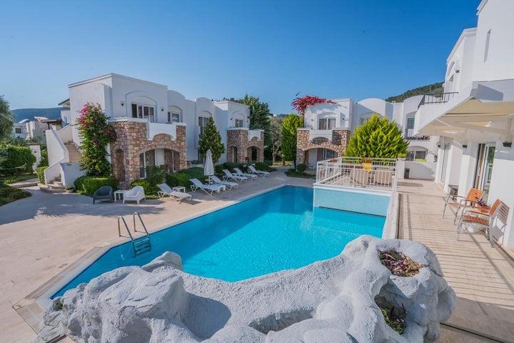 Costa Sariyaz Hotel  (ex. Hotel Sariyaz) in Bodrum, Aegean Coast, Turkey