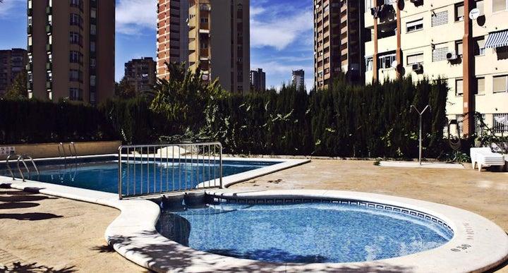 Click benidorm playamar apartments in benidorm spain - Swimming pool repairs costa blanca ...