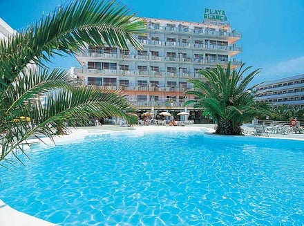 Hotel Playa Blanca in S'Illot, Majorca, Balearic Islands