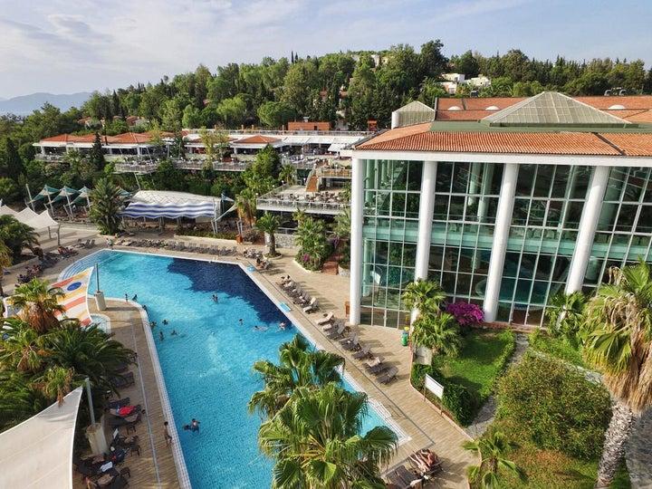 Pine Bay Holiday Resort in Kusadasi, Aegean Coast, Turkey