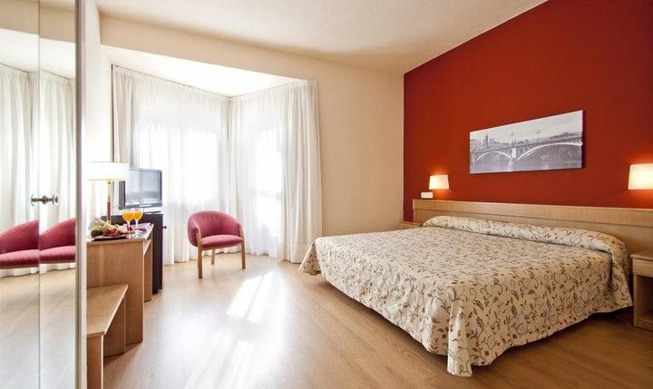 Hotel TRH la Motilla in Seville, Andalucia, Spain