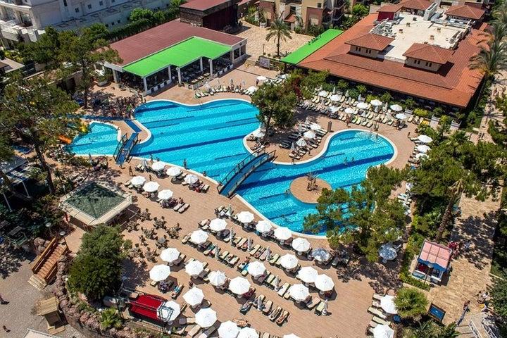Crystal Aura Beach Resort And Spa Image 2