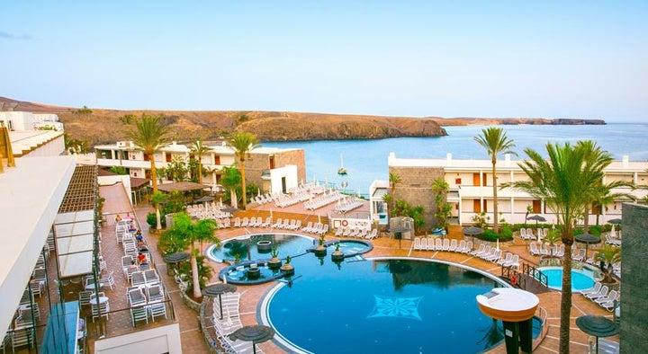 THe Mirador Papagayo in Playa Blanca, Lanzarote, Canary Islands
